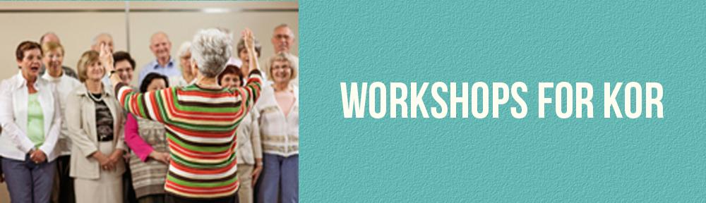 workshops for kor cover