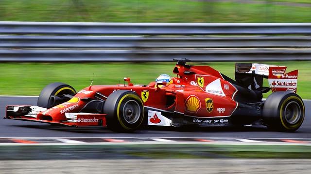 Lighederne mellem sang og Formel 1!